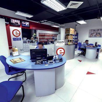 Extra Space Eunos IMM Reception