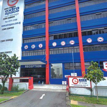 Extra Space Eunos Kallang Way Entrance
