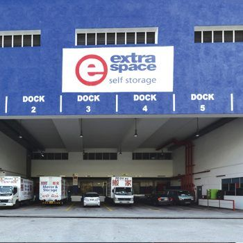 Extra Space Eunos Link Loading Bay