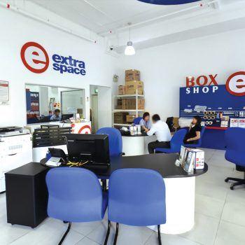 Extra Space Eunos Link Reception