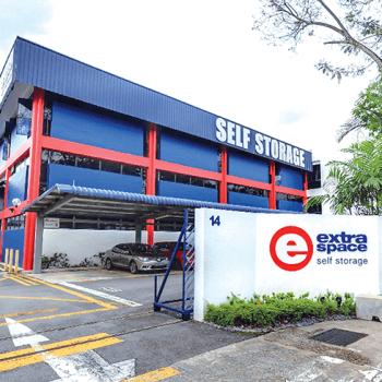 Extra Space Ang Mo Entrance