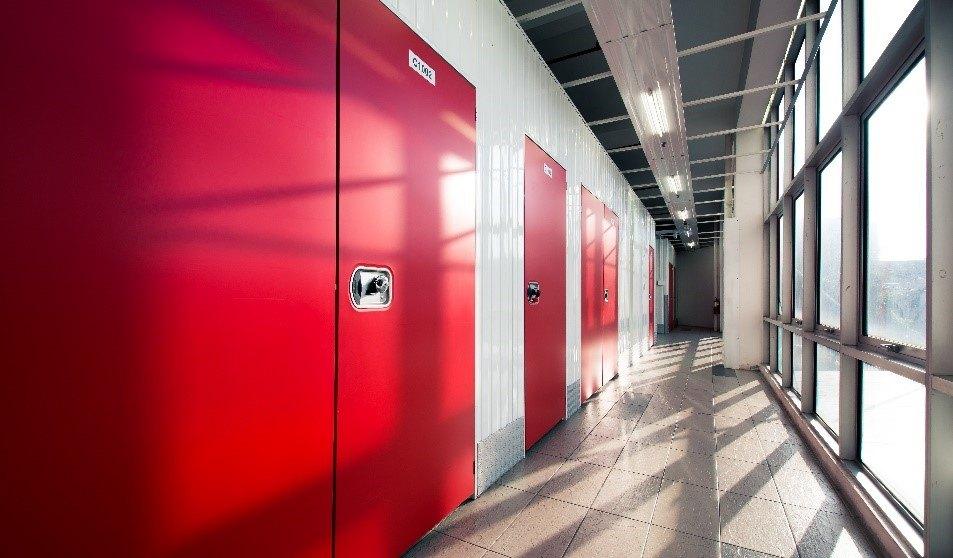 Marymount Storage Units