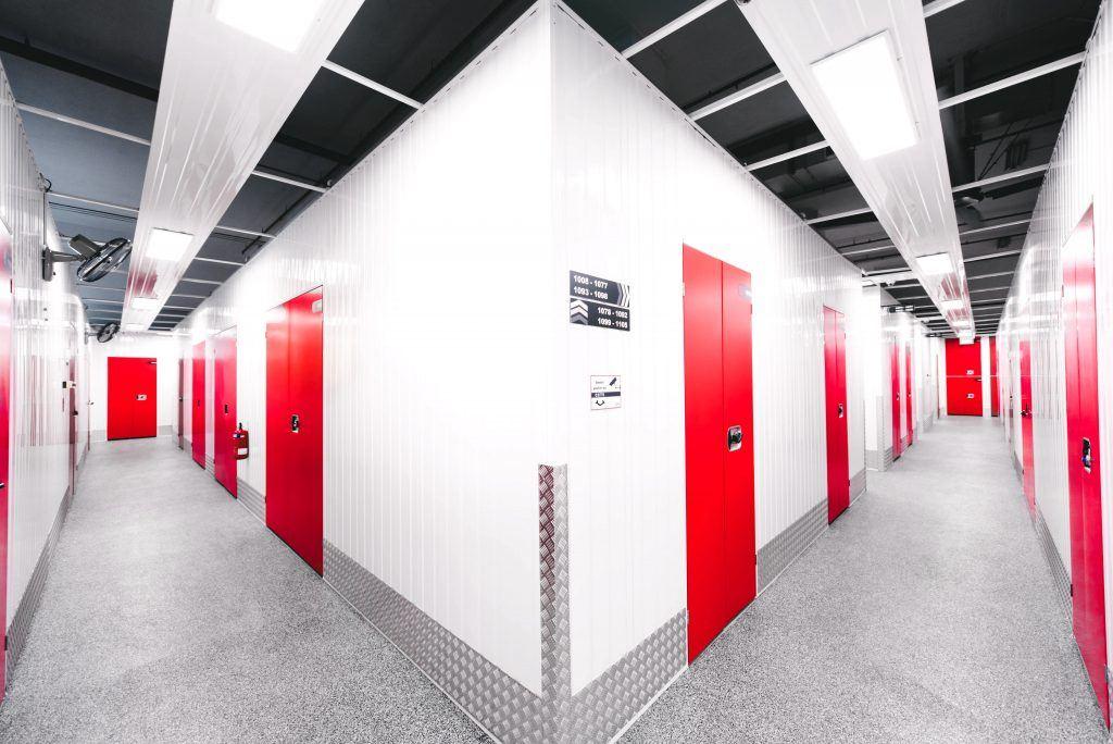 Extra Space Storage Facilities