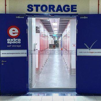 Extra Space Eunos IMM Level 5 Entrance